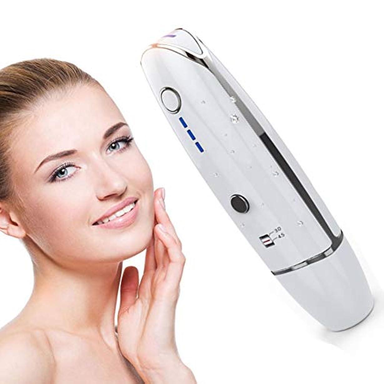 美容スキンケアツールマイクロダーマブレーションデバイスにきび傷除去剤サロン&スパフェイストーニング