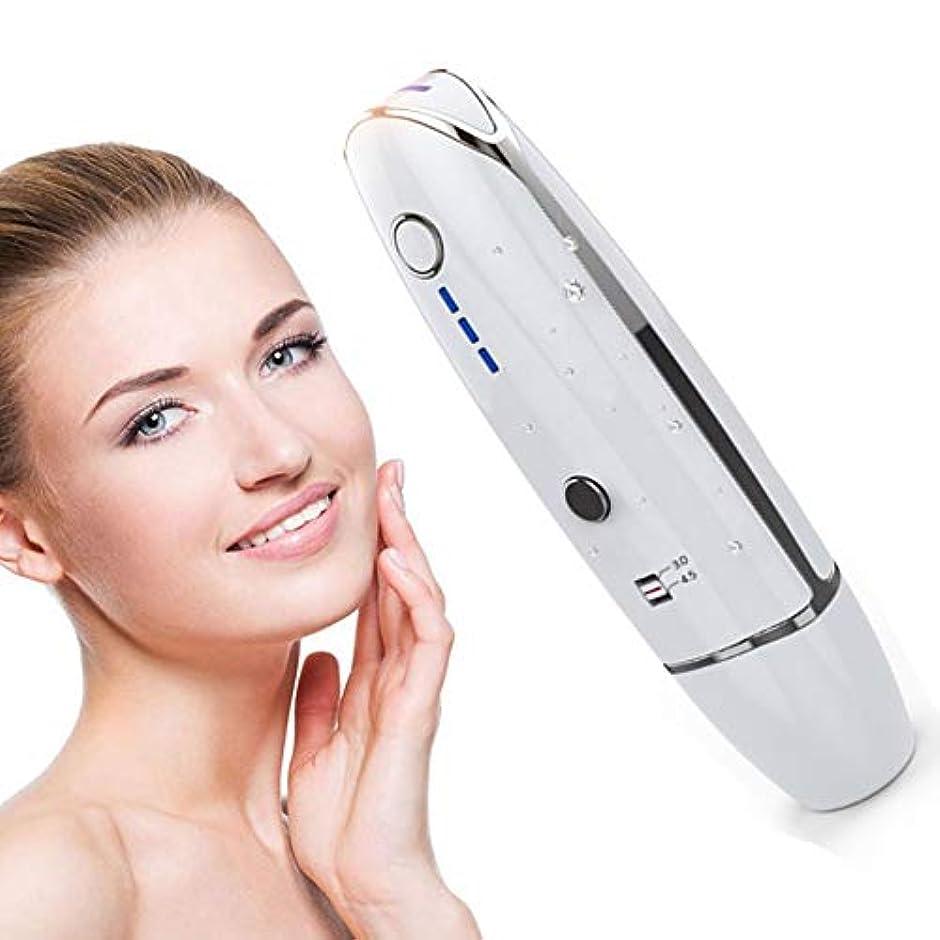 タイマーシェア舌美容スキンケアツールマイクロダーマブレーションデバイスにきび傷除去剤サロン&スパフェイストーニング