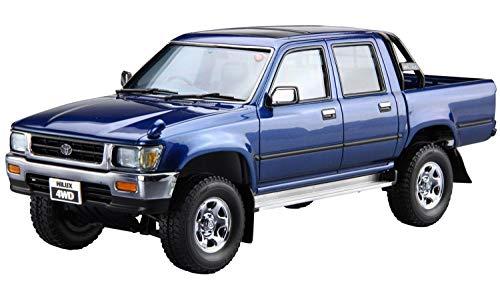 1/24 ザ・モデルカー No.20 トヨタ LN107 ハイラックス ピックアップ ダブルキャブ4WD '94