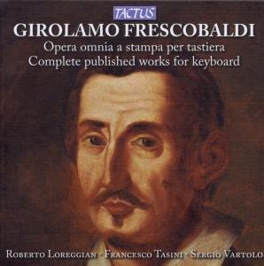 Frescobaldi: Opera Omnia per tastiera (a stampa)
