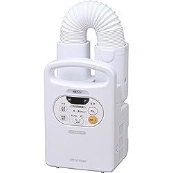 アイリスオーヤマ 布団乾燥機 カラリエ マットなし パールホワイト FK-C2-WP【靴乾燥アタッチメント付】