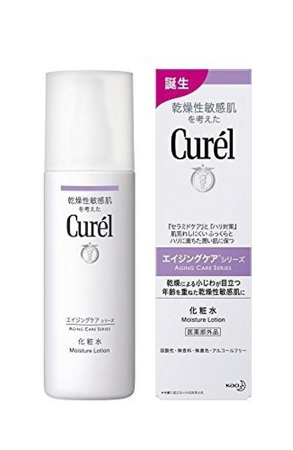 使用法語口実花王 キュレル エイジングケアシリーズ 化粧水 140ml × 24個セット