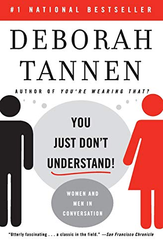 [画像:You Just Don't Understand: Women and Men in Conversation]
