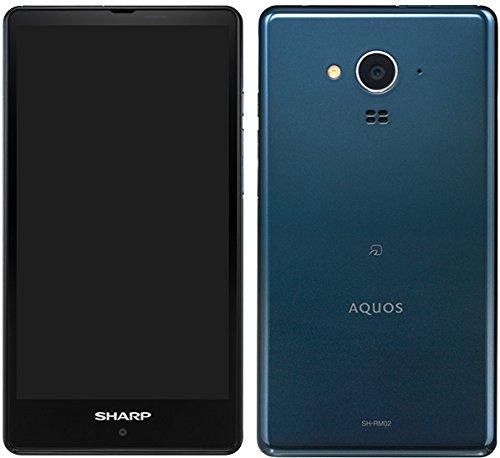 SHARP AQUOS SH-RM02 ネイビー SIMフリー