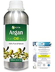 Argan (Argania spinosa) 100% Natural Pure Essential Oil 1000ml/33.8fl.oz.