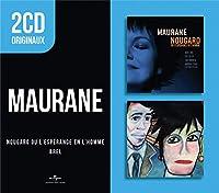 2 CD Originaux : Nougaro Ou L'Esperance En L'Homme / Brel