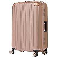 [アウトレット品]【レジェンドウォーカー】LEGEND WALKER スーツケース アルミフレーム 鏡面ボディ TSAロック 軽量 機内持込~大型 W-5122