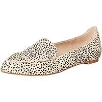 NUDE Women's Devon Loafer Flats