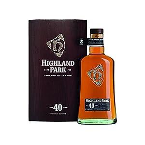 【正規品】ハイランドパーク 40年 [ ウイスキー イギリス 700ml ] [ギフトBox入り]