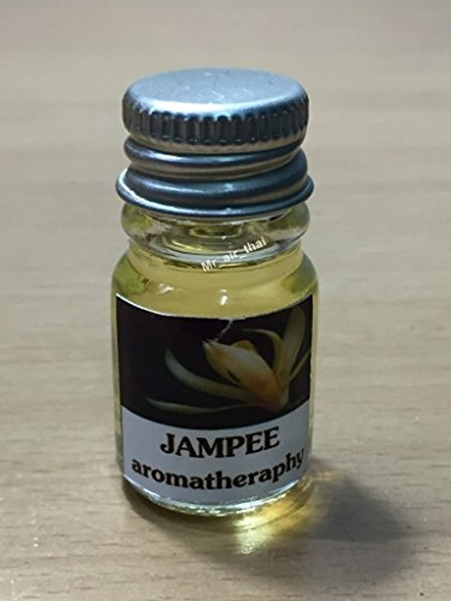 5ミリリットルアロマジャンパータイの花フランクインセンスエッセンシャルオイルボトルアロマテラピーオイル自然自然5ml Aroma Jampee Thai Flower Frankincense Essential Oil...