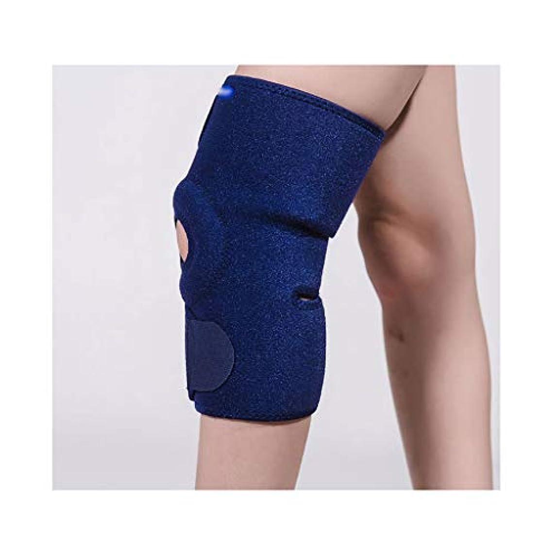 FH ニーパッド、男性と女性のリハビリテーションエアコンルームの暖かい膝パッドの関節炎/抗リウマチ性半月板損傷の防止