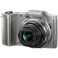 OLYMPUS デジタルカメラ SZ-14 1400万画素 光学24倍ズーム 3Dフォト機能 シルバー SZ-14 SLV