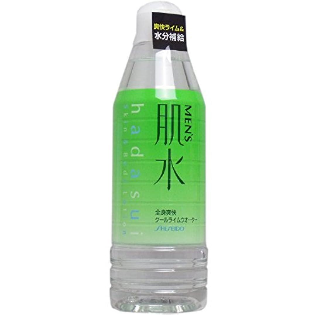 吸収従事する著名な資生堂メンズ 肌水ボトル 400ml