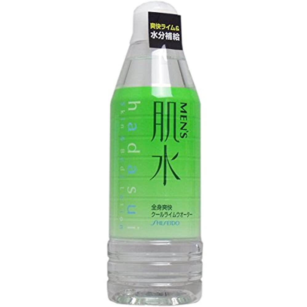 マイク熱狂的な退化する【まとめ買い】メンズ肌水ボトル 400ML ×2セット