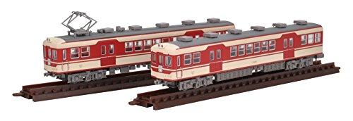鉄道コレクション 鉄コレ 神戸電鉄1300形 非冷房 2両セット