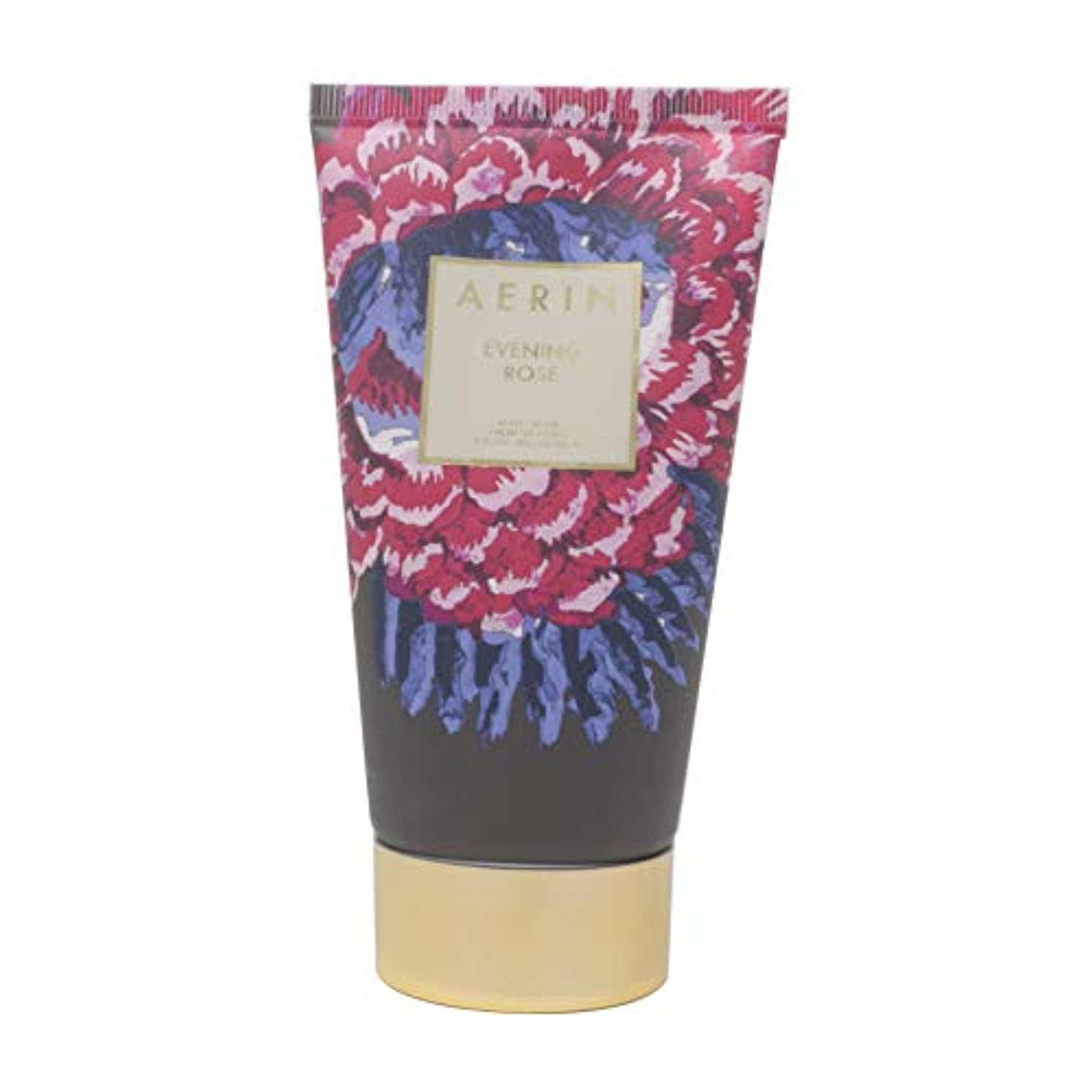電気の集める心臓AERIN 'Evening Rose' (アエリン イブニング ローズ) 5.0 oz (150ml) Body Cream ボディークリーム by Estee Lauder for Women