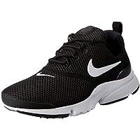 Nike Women's Presto Fly Sneakers, Black/White-White-Black