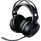 Razer Nari Essential ゲーミングヘッドセット THX 360度立体音響 無線 冷却ジェルパッド 【日本正規代理店保証品】 RZ04-02690100-R3M1