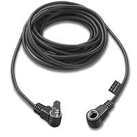 Vello 10'リモートシャッター拡張子ケーブルfor Canon 3ピン接続( 3パック)