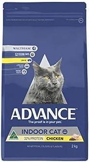 Advance Indoor Cat 2kg Cat Dry Food