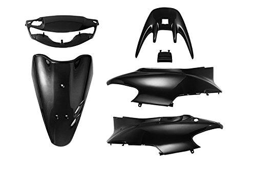 バイクパーツセンター 外装セット ブラック 黒 2型 ディス...