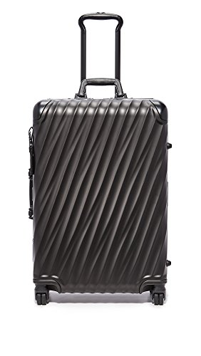 [トゥミ] チェックインラゲージ 公式 正規品 19DEGREE ALUMINUM ショート・トリップ・パッキングケース 55L 66cm 6.2kg 036864 MD2 マットブラック