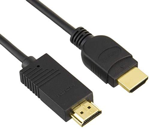 Active イーサネット対応ハイスピードHDMIケーブル 5m HAM/AE5MJ 1本