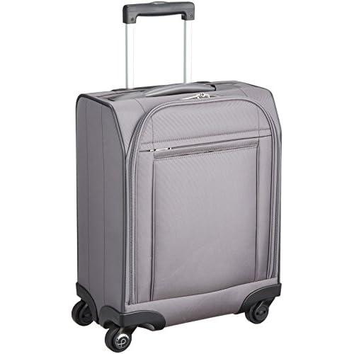 [プロテカ] スーツケース マックスパスソフトトローリー サイレントキャスター 日本製 機内持込可  23L 42cm 2.4kg 12731 09 グレー