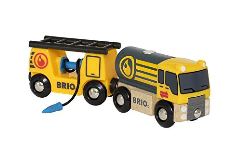 BRIO WORLD タンカー&ワゴン