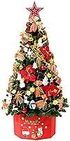 LEDライトオーナメントセットIクリスマスデスクトップの小道具装飾さ120cmレッド付ベストの選択製品のクリスマスツリーの暗号化雪だるまフロッキングスプルースクリスマスツリー lxhff