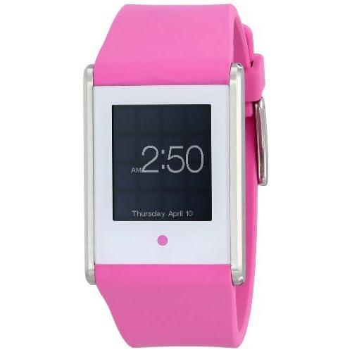 時計 Phosphor Unisex TT06 Touch Time Digital Display Quartz Pink Watch メンズ 男性用 [並行輸入品]