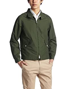 Beauty & Youth 60/40 Oxford Blouson 1225-174-6523: Olive