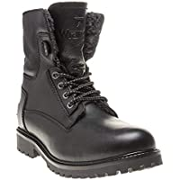 Wrangler Aviator Mens Boots Black