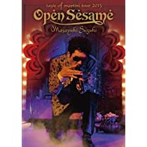 Masayuki Suzuki taste of martini tour 2013 ~Open Sesame~ [DVD]
