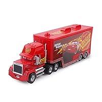 CBPPディズニーピクサー車 2 3 おもちゃライトニングマックィーン · ジャクソン嵐マック叔父トラック 1:55 ダイキャストモデルカーのおもちゃ子供の誕生日ギフトおもちゃの車のる