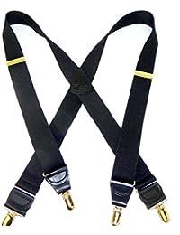 Hold-Up Suspender Co. ACCESSORY メンズ US サイズ: Big-Tall カラー: ブラック