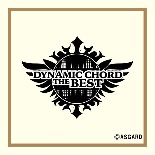 [画像:DYNAMIC CHORDベストアルバム『DYNAMIC CHORD THE BEST』]