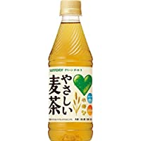 サントリー GREEN DAKARA (グリーン ダカラ) やさしい麦茶 【自動販売機用】 435mlペットボトル×24本入