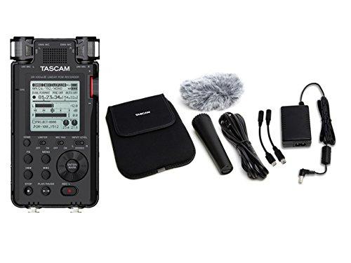 TASCAM リニアPCMレコーダー DR-100MKIII + アクセサリーパッケージ「AK-DR11G MKII」セット -