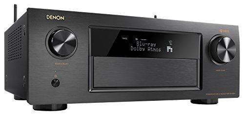 DENON AVレシーバー Auro-3D・Dolby Atm...