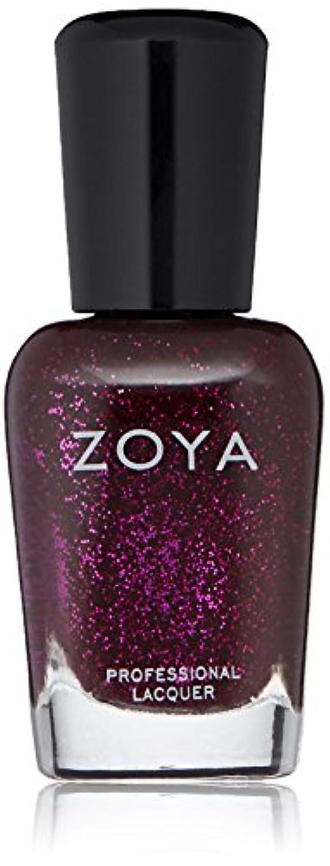 ZOYA ネイルカラーZP263(ROXY) 15ml