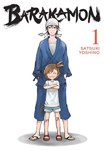 Barakamon, Vol. 1 (English Edition)