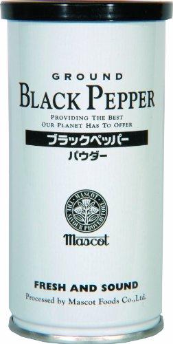 マスコット ブラックペッパー 缶100g