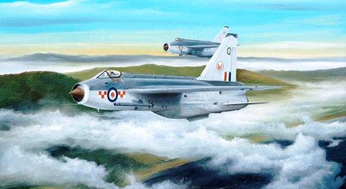 1/72 イギリス空軍 EE ライトニングF Mk.3
