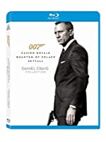 Daniel Craig 007 Collection [Blu-ray] [Import]