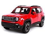 マイスト 1/24 ジープ レネゲード Maisto 1/24 Jeep Renegade レース スポーツカー ダイキャストカー Diecast Model ミニカー