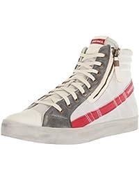 (ディーゼル) DIESEL メンズ スニーカー D-VELOWS D-STRING PLUS - sneaker mid Y01639P1435