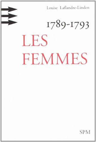 1789-1793, les femmes