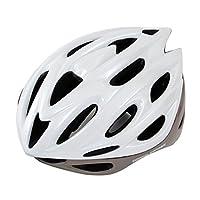DOPPELGANGER レディース・ガールズ ヘルメット 頭周囲 54-58cm S/Mサイズ CE適合 製品安全基準合格 重量 約265g DHL271 ベンチレーション DHL271-WH