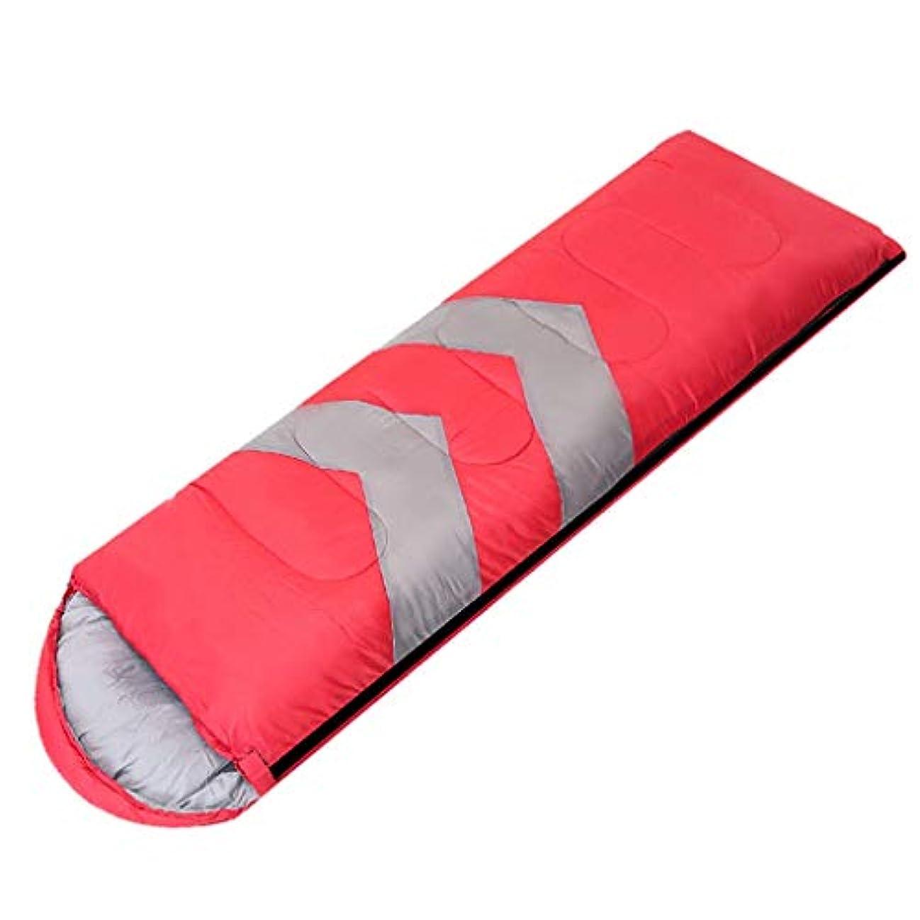 男らしい少数角度寝袋アウトドアキャンプ大人用屋内ランチブレイクホテルアイソレーションダーティポータブル(0°C以上に適している) (色 : C)